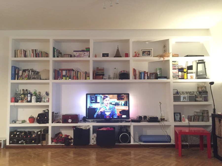 Mueble de escayola en logro o ideas yeseros - Mueble de escayola ...