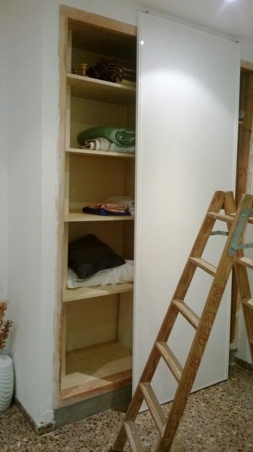 Frontales armario de puerta corredera