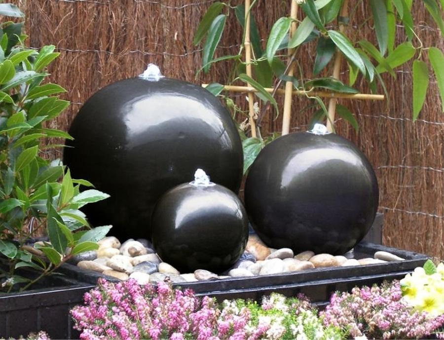 Fuentes decorativas un oasis en tu terraza o jard n - Fuentes de interior decorativas ...