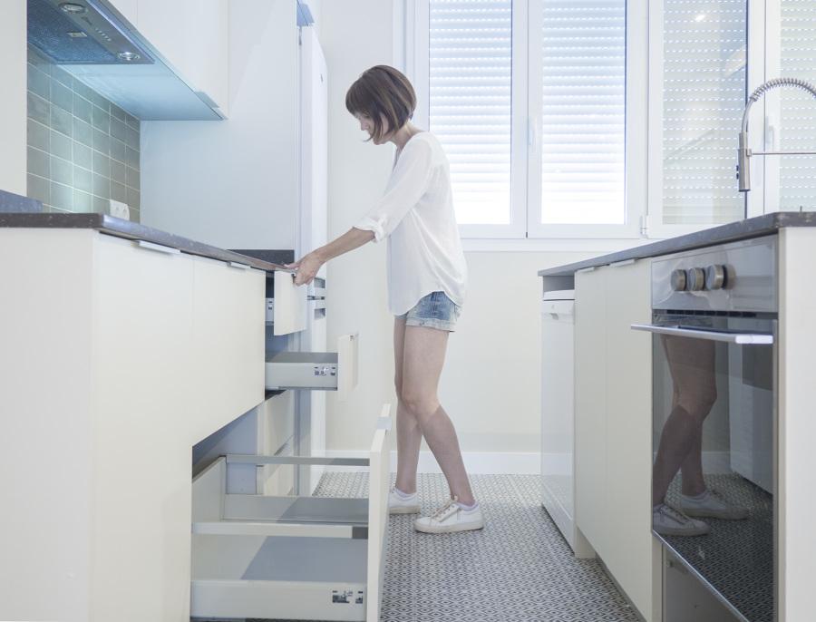 funciones de la cocina