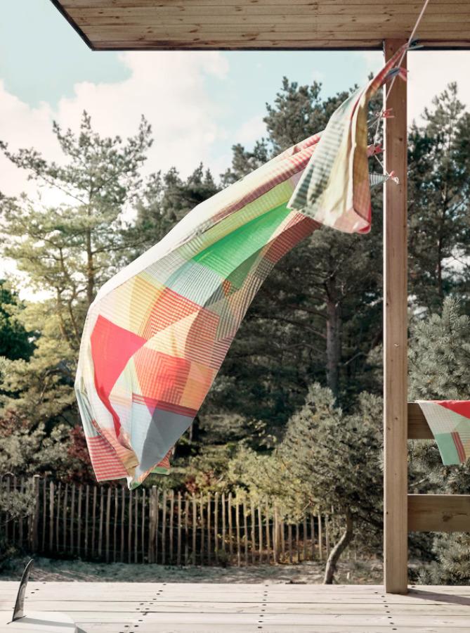 Funda nórdica multicolor IKEA novedades verano 2021