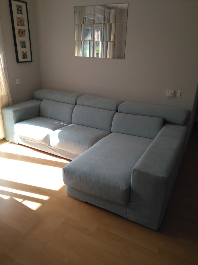 Fundas para sofa chaise longue ideas tapiceros - Fundas para sofas chaise longue ...