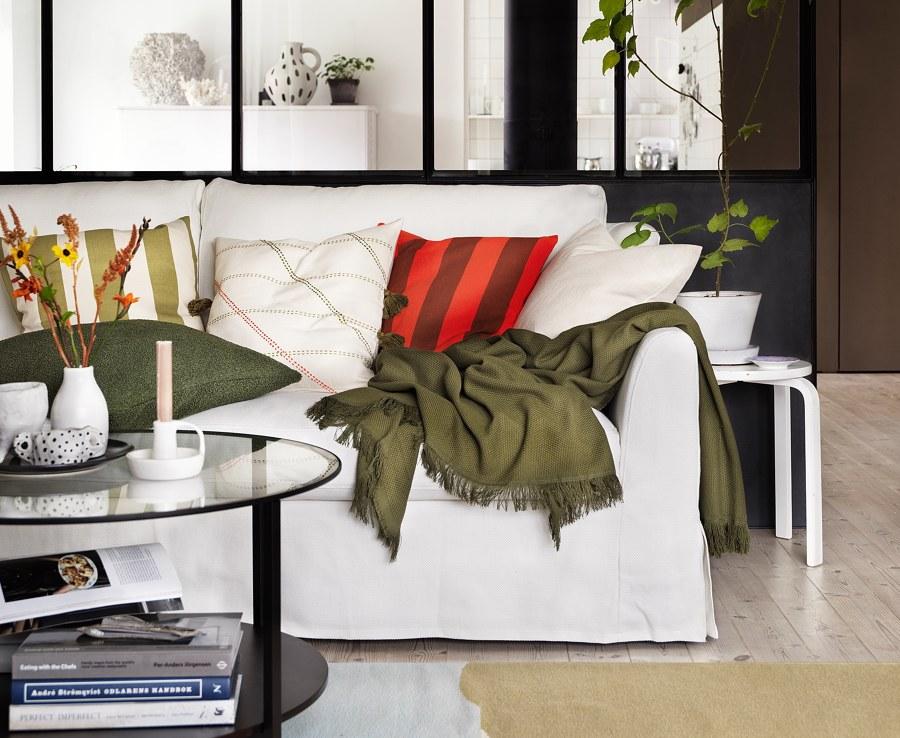 Fundas de cojín artesanas IKEA novedades verano 2021
