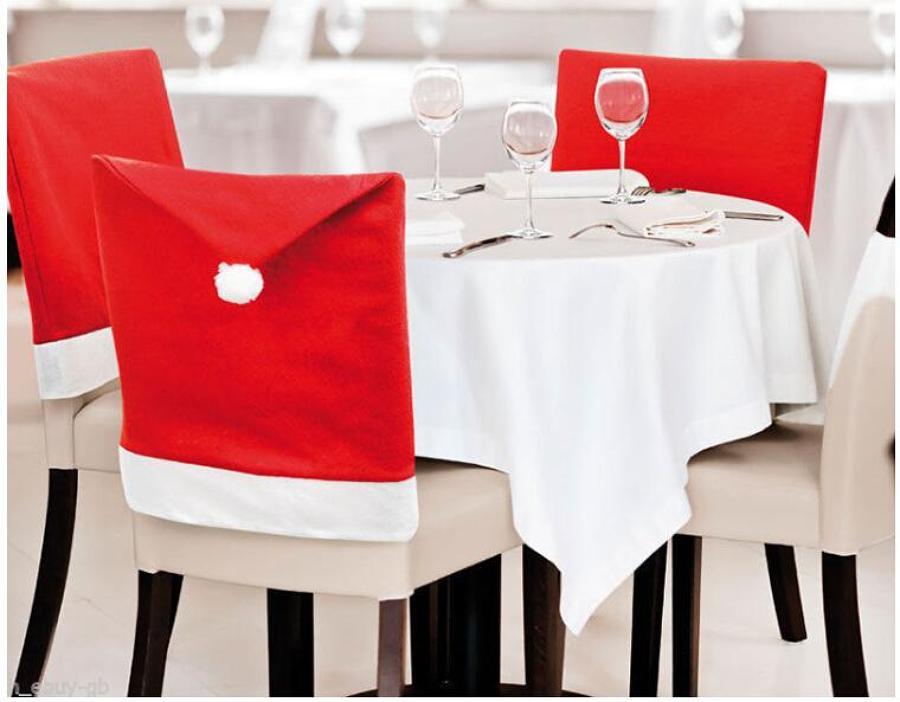 Fundas de navidad para sillas