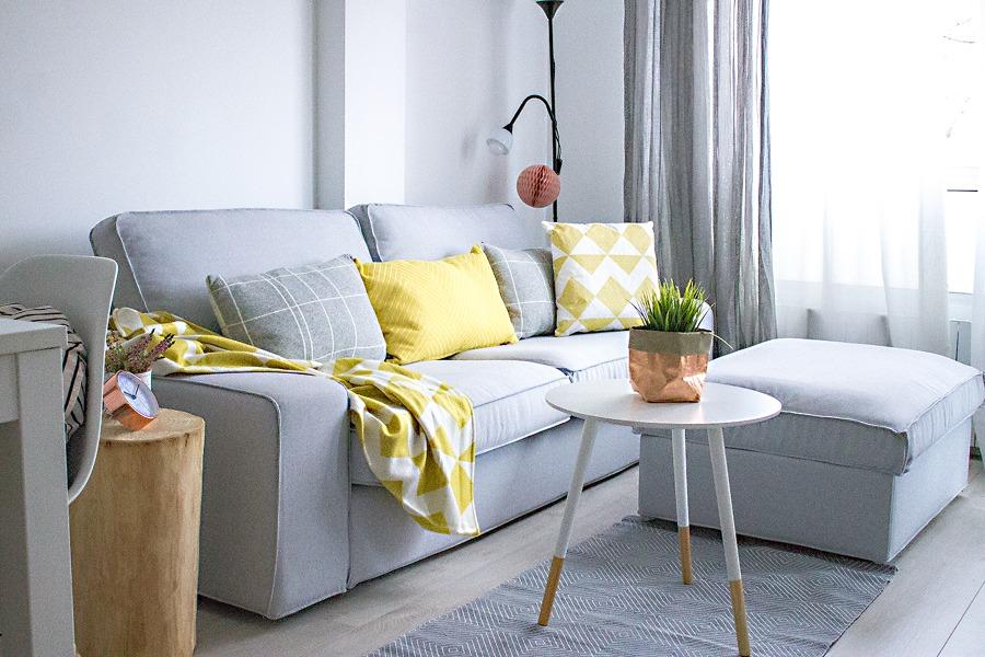Foto fundas sof ikea modelo kivik en pandora zinc de telas del sur 1399585 habitissimo - Ikea valencia sofas ...