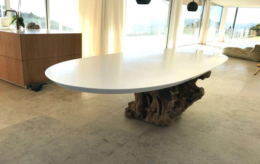 Fusión mesa