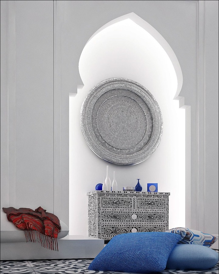 azulejos arabes suelo
