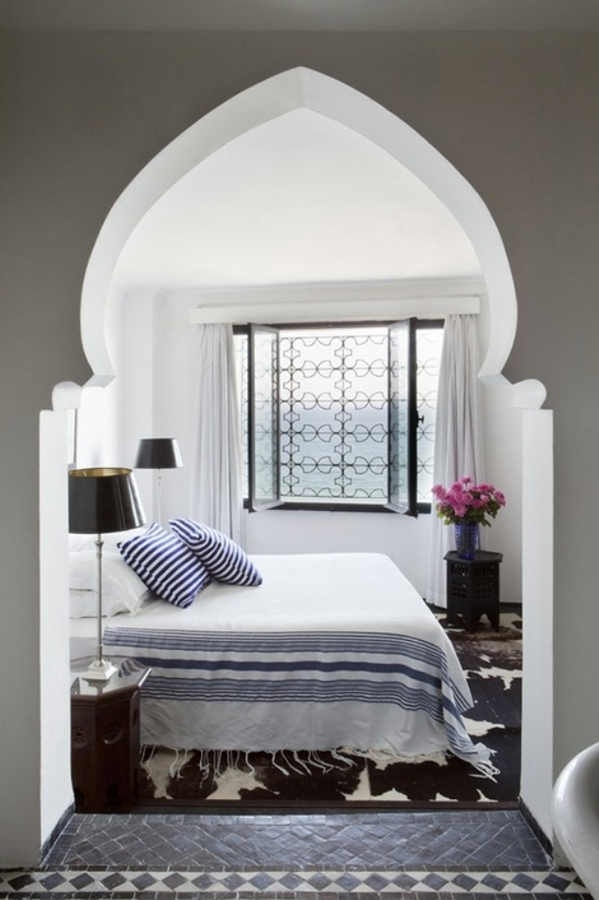 dormitorio tunecino