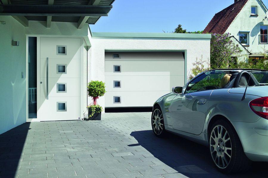 garaje coche eléctrico