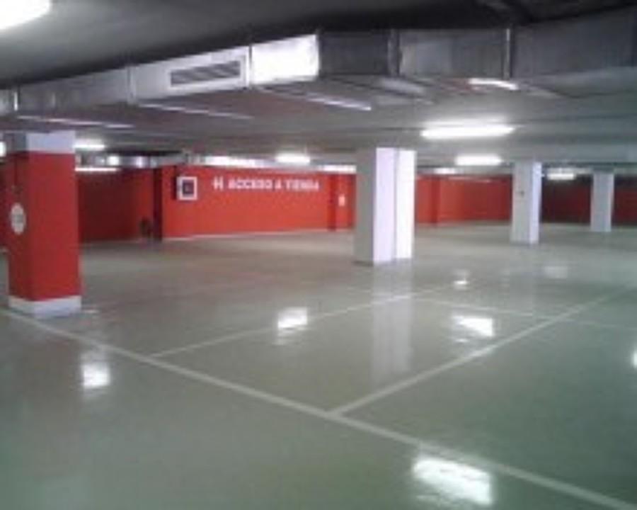 garaje de epoxi