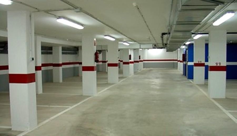 Garaje Ensanche Vallecas