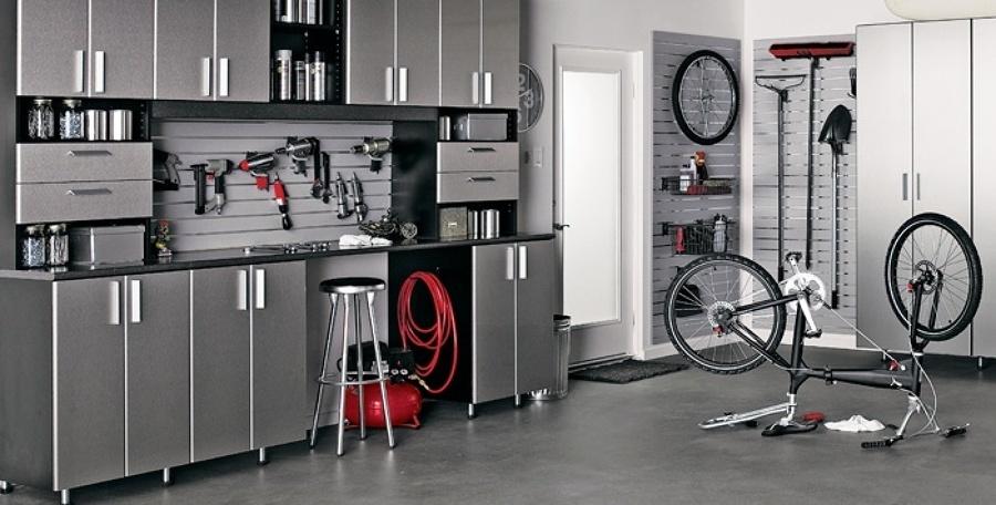 Soluciones para ordenar y decorar el garaje ideas - Muebles para garaje ...