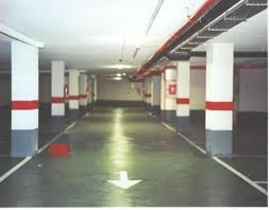 Garaje limpio ideas limpieza - Pintura suelos garaje ...