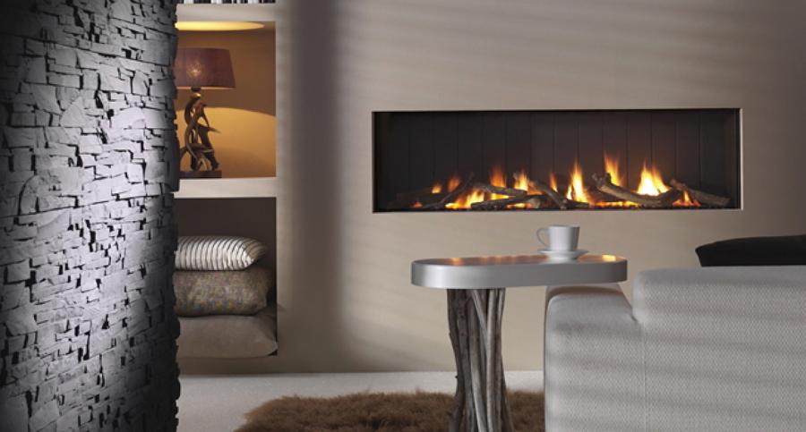 Chimeneas y estufas de gas calor seguro limpio y a bajo for Estufa hogar moderna