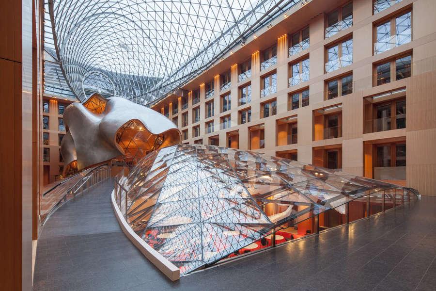 Gehry  Berlín