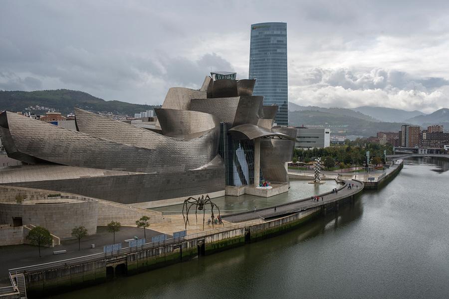 Gehry  Bilbao