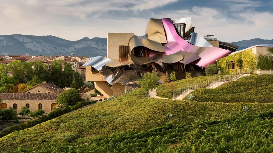 Gehry  La Rioja