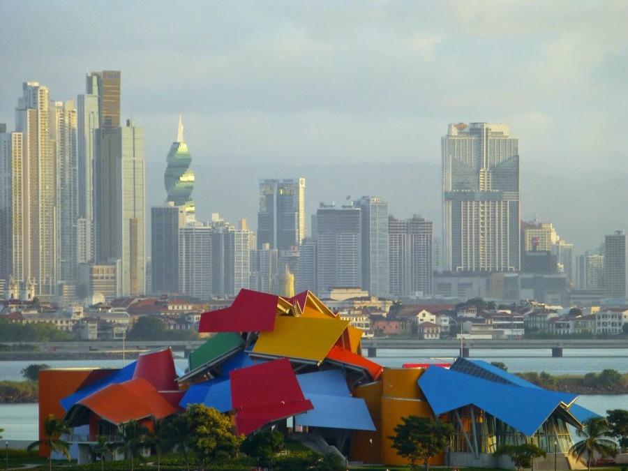 Gehry Panamá