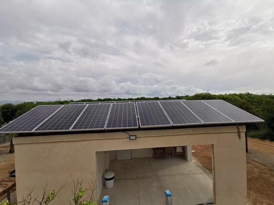 Generador Fotovoltaico.