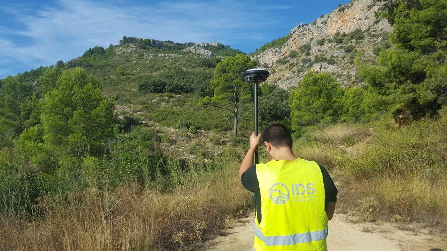 Georreferenciación GPS