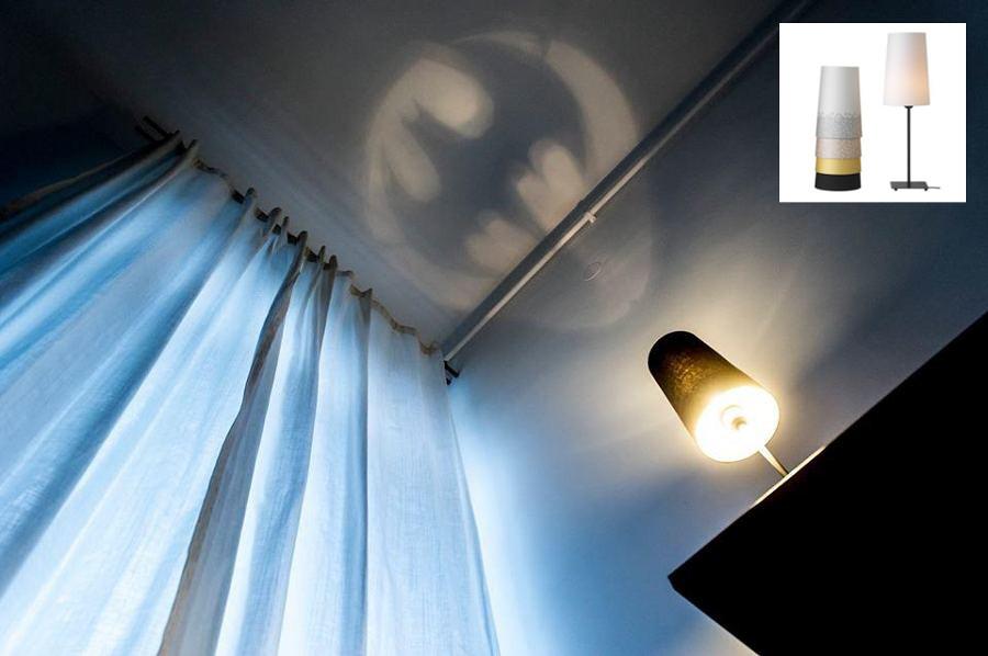 Lámpara Batman