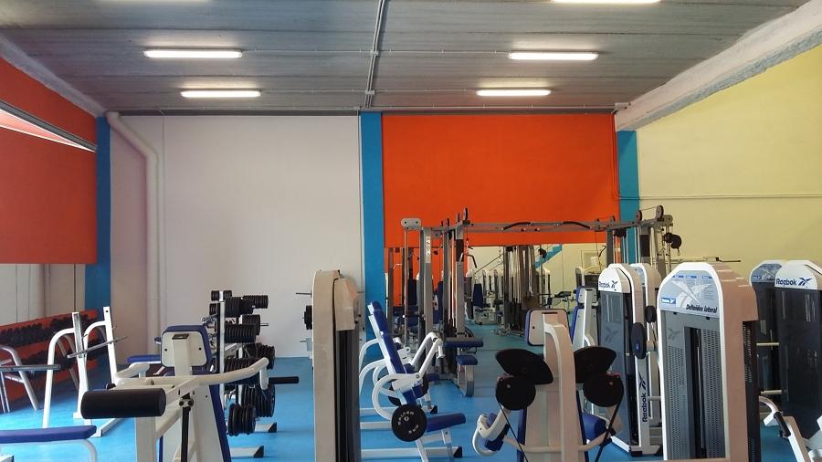 Instalaciones en gimnasio ideas electricistas for Gimnasio winner