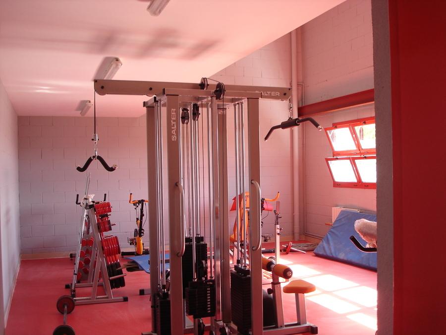 Foto gimnasio de arquitecto t cnico i o aparejador for Gimnasio illes