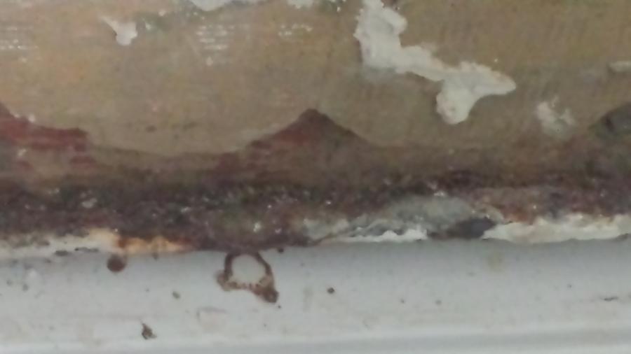 gota antiguo tubo
