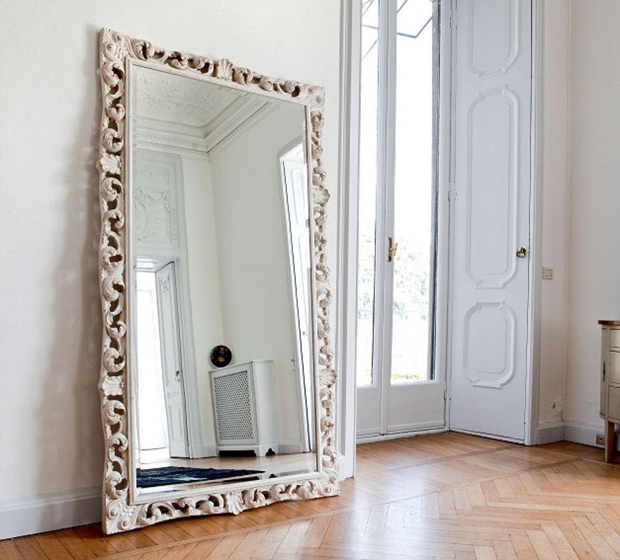 trucos para limpiar los espejos de casa ideas limpieza