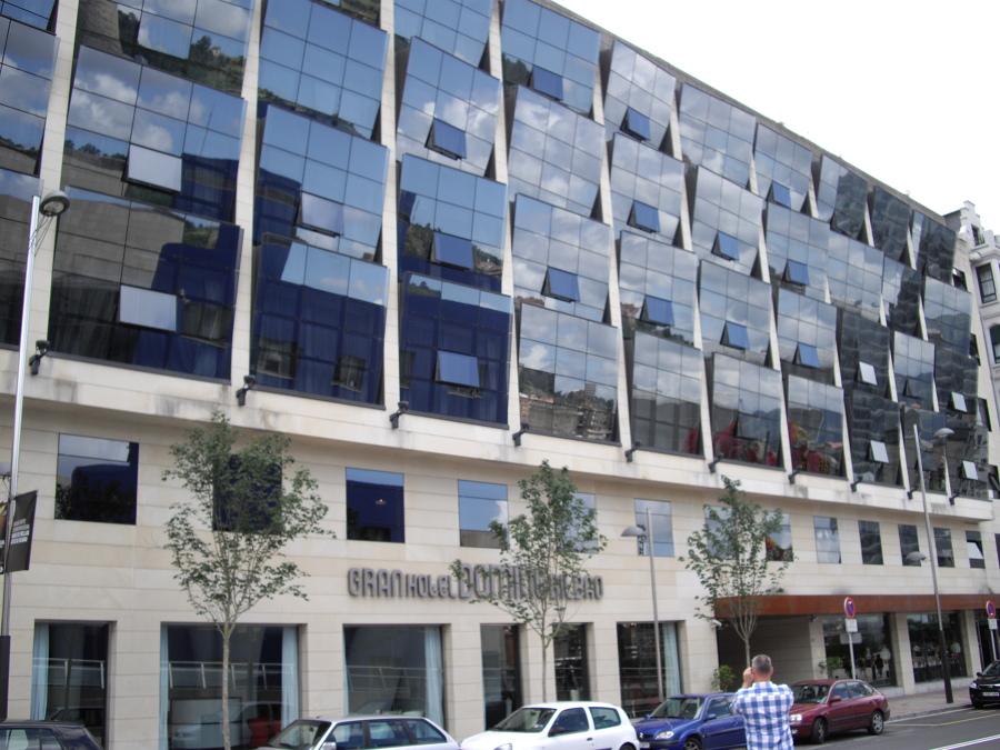 GRAN HOTEL DÓMINE (Bilbao)
