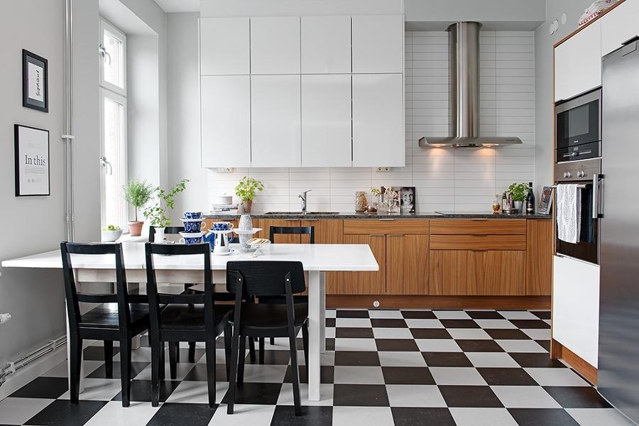 Pisa sobre seguro y elige el mejor suelo para tu cocina - Mejor suelo cocina ...