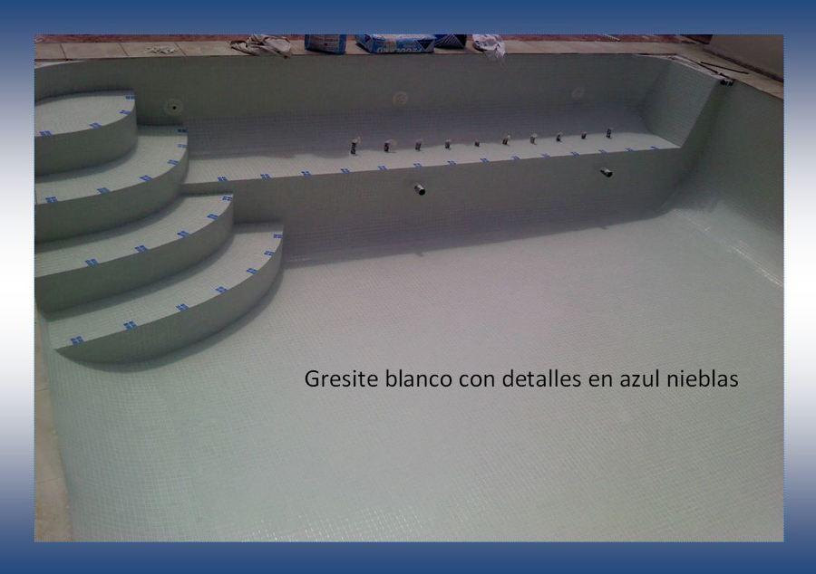 Foto gresite piscinas a precio de fabrica de mosaiko - Precio gresite piscinas ...