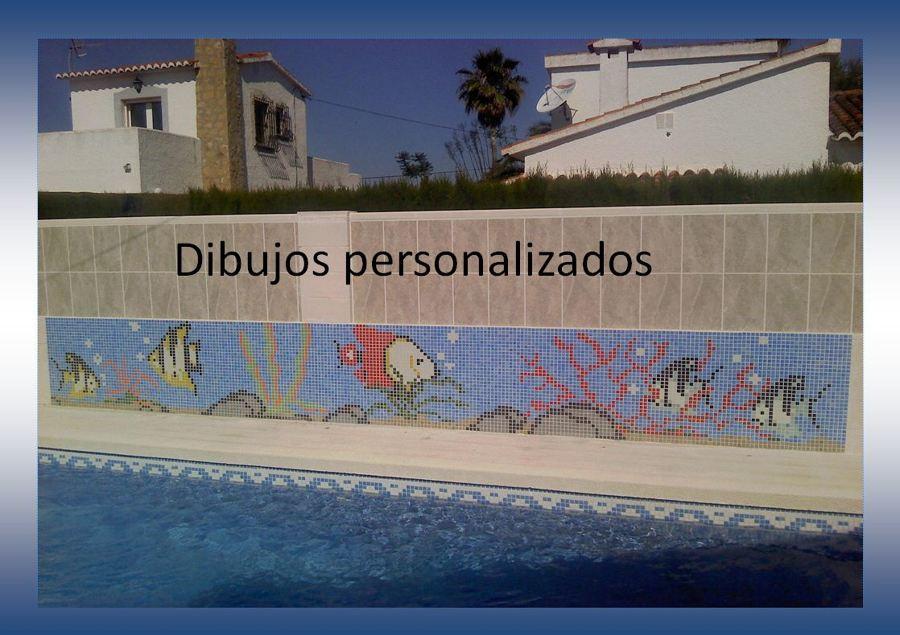 Colocaci n mosaico v treo ideas reformas piscinas for Gresite para piscinas precios