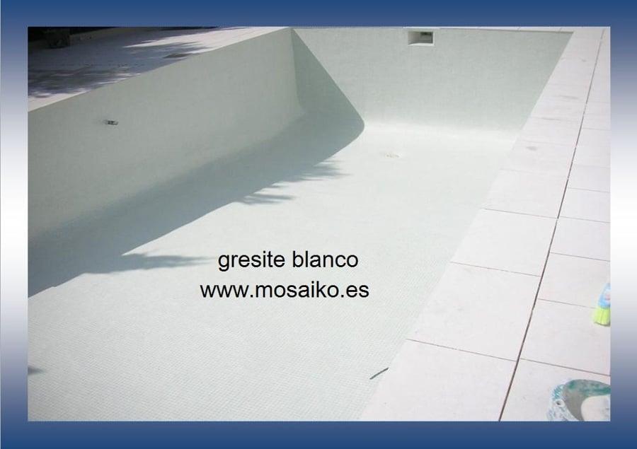 GRESITE PISCINAS A PRECIO DE FABRICA