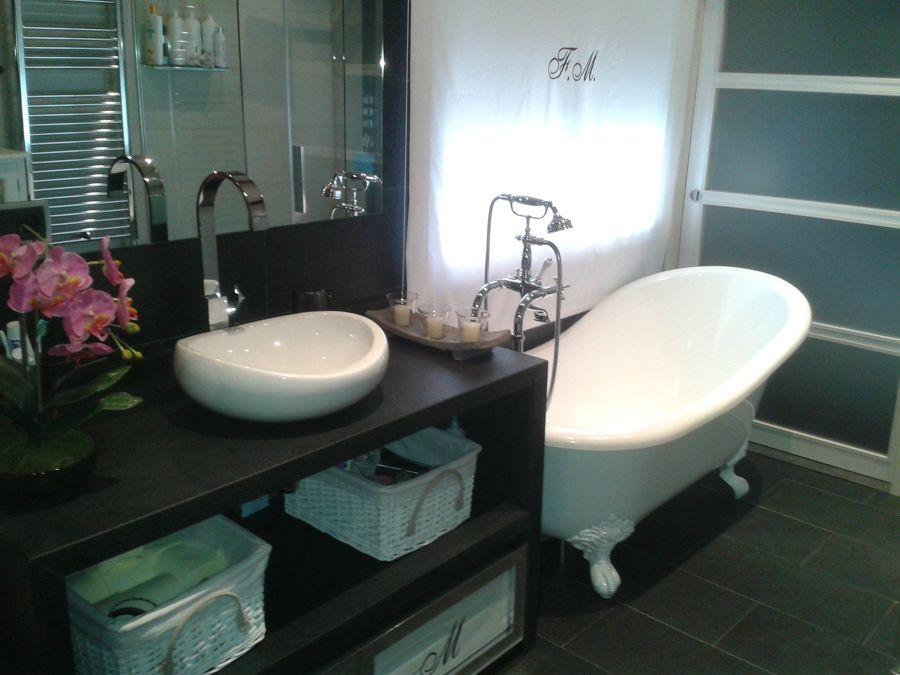 grifería baño