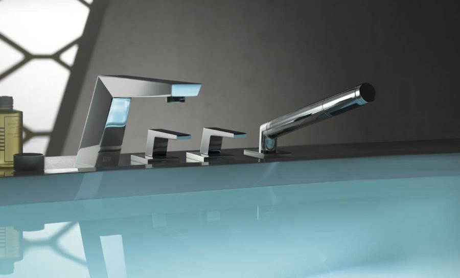 Foto grifo de ba o moderno de mahico soluciones 902579 Grifos de bano modernos