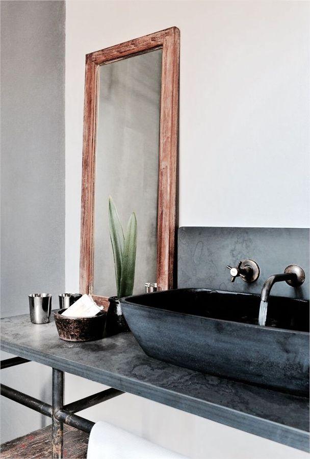Grifo de baño vintage
