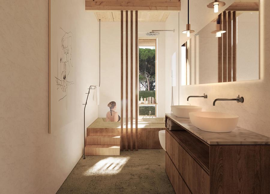 Gualta - Propuesta lavabo