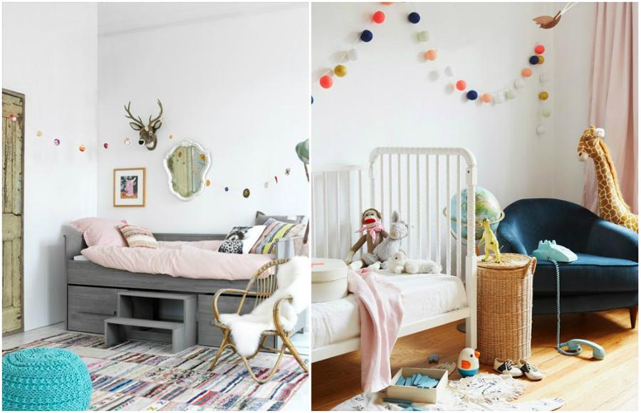 Ideas diy para decorar dormitorios infantiles modernos - Dormitorios infantiles modernos ...