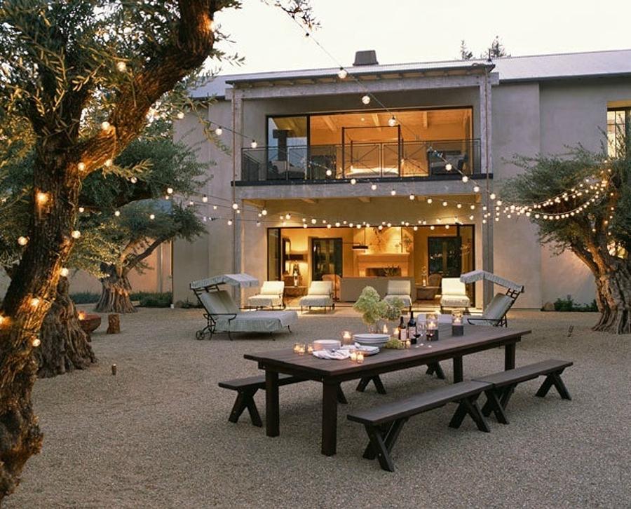 Haz Brillar Tu Terraza con Guirnaldas Luminosas | Ideas ... - photo#22