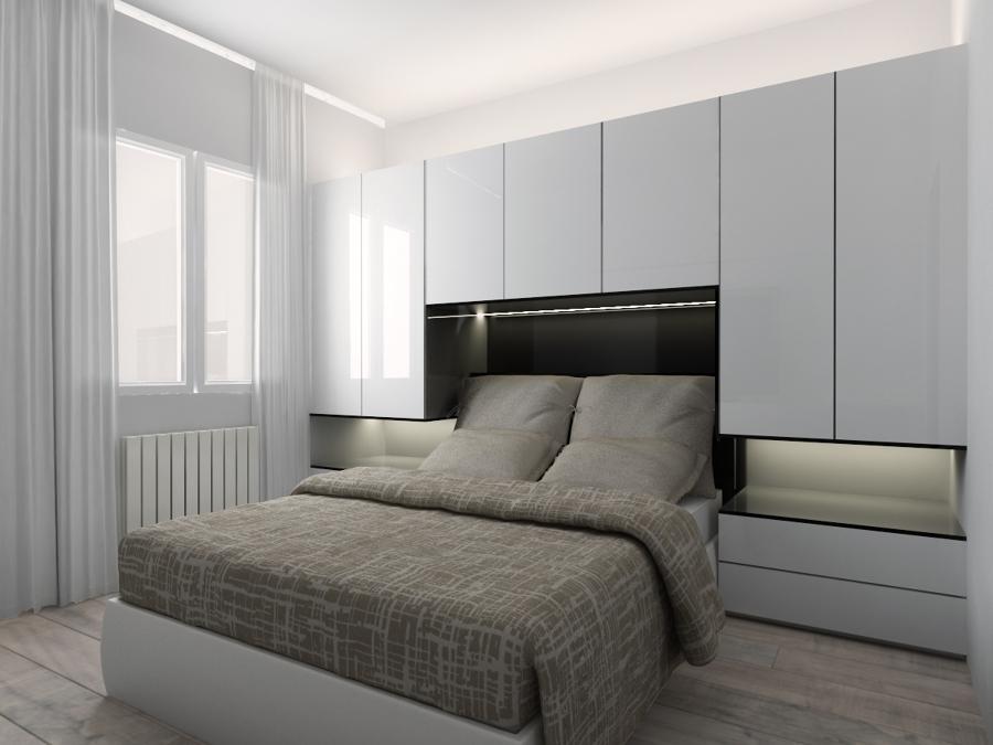 Habitación apartamento, Toledo