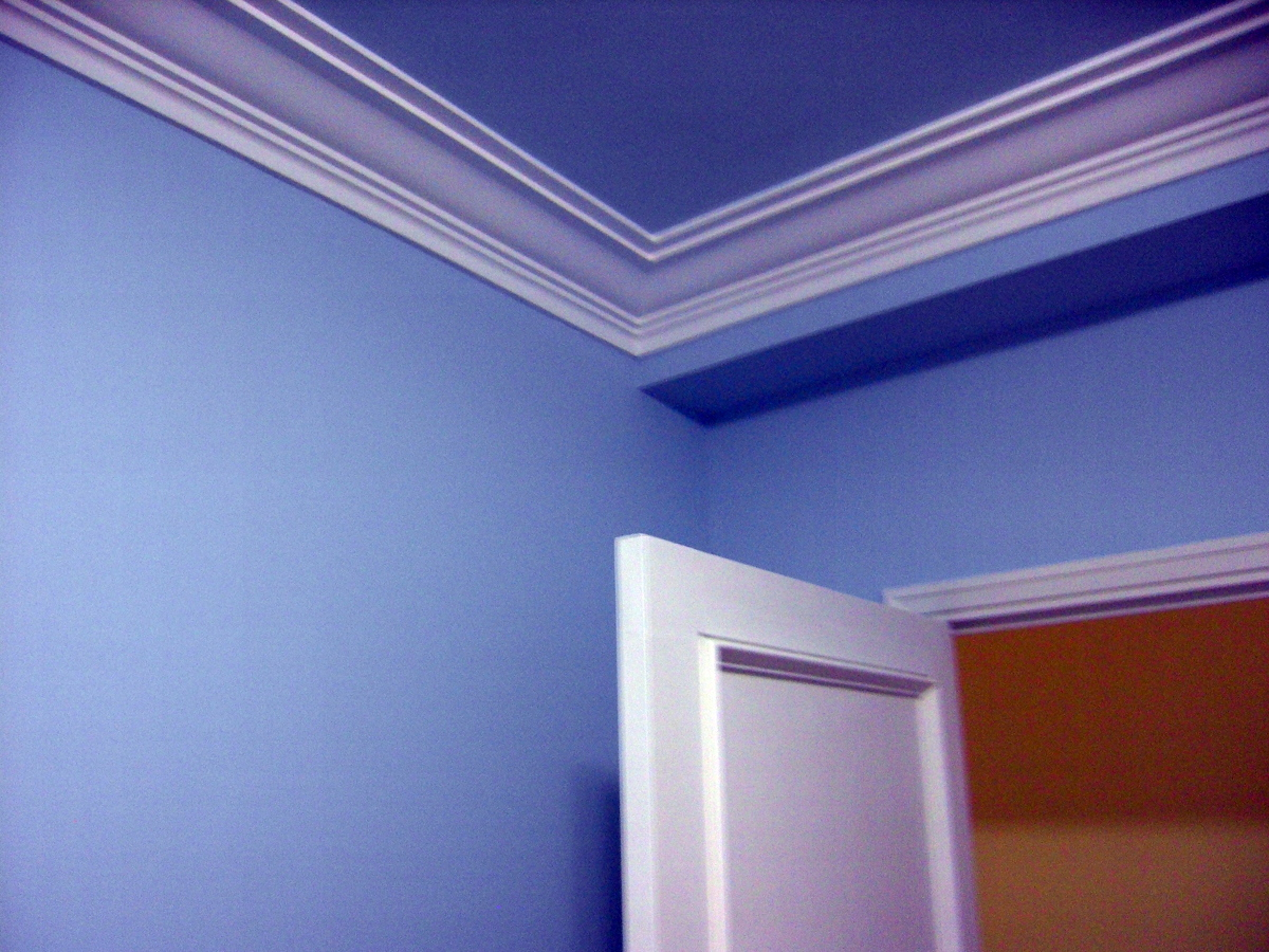 Habitacion azul gratis