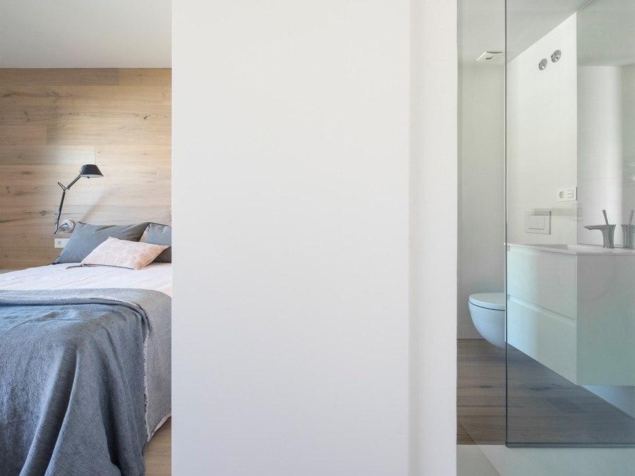 Habitación con baño en Suite