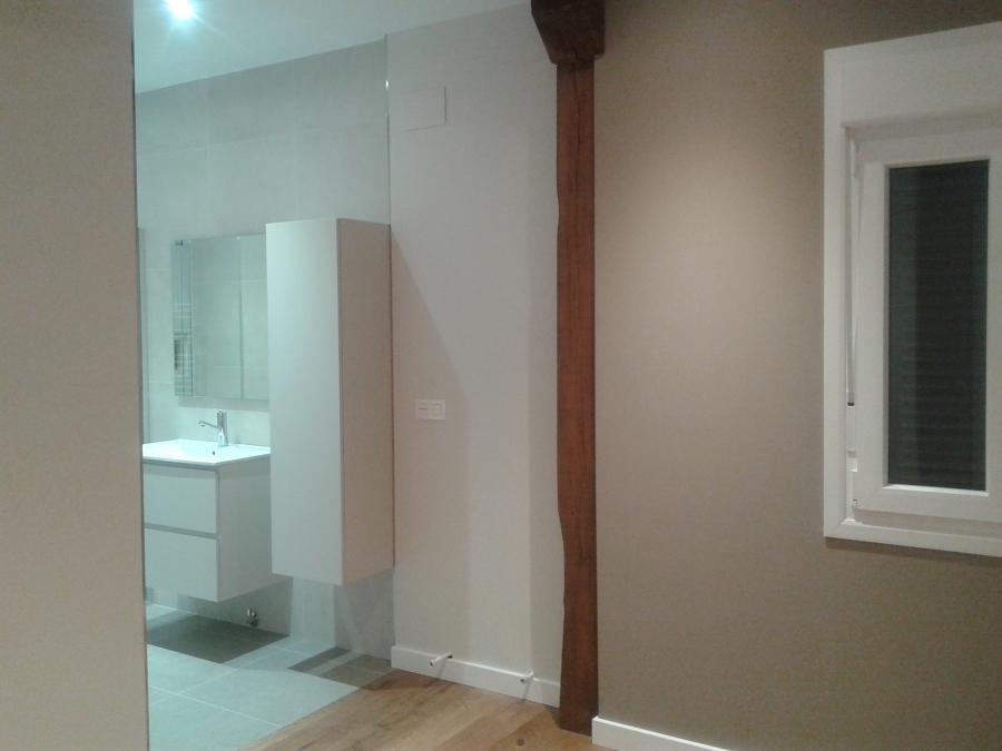 Habitación con baño integrado