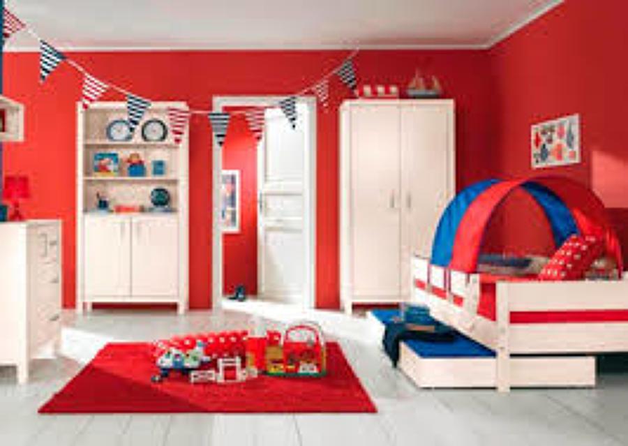 Habitación de niños