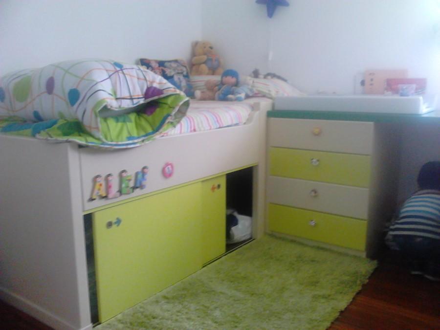 habitación infantil diseño de propietario