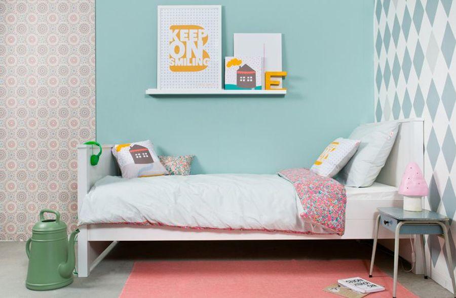 Habitación infantil esmeralda