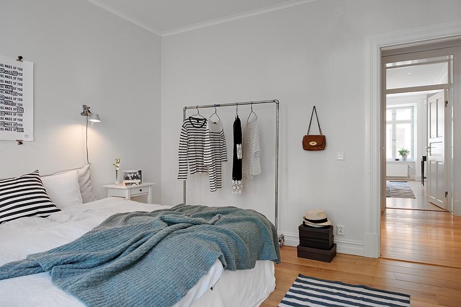 Adapta tu casa para que los invitados se sientan c modos - Habitacion de invitados ...