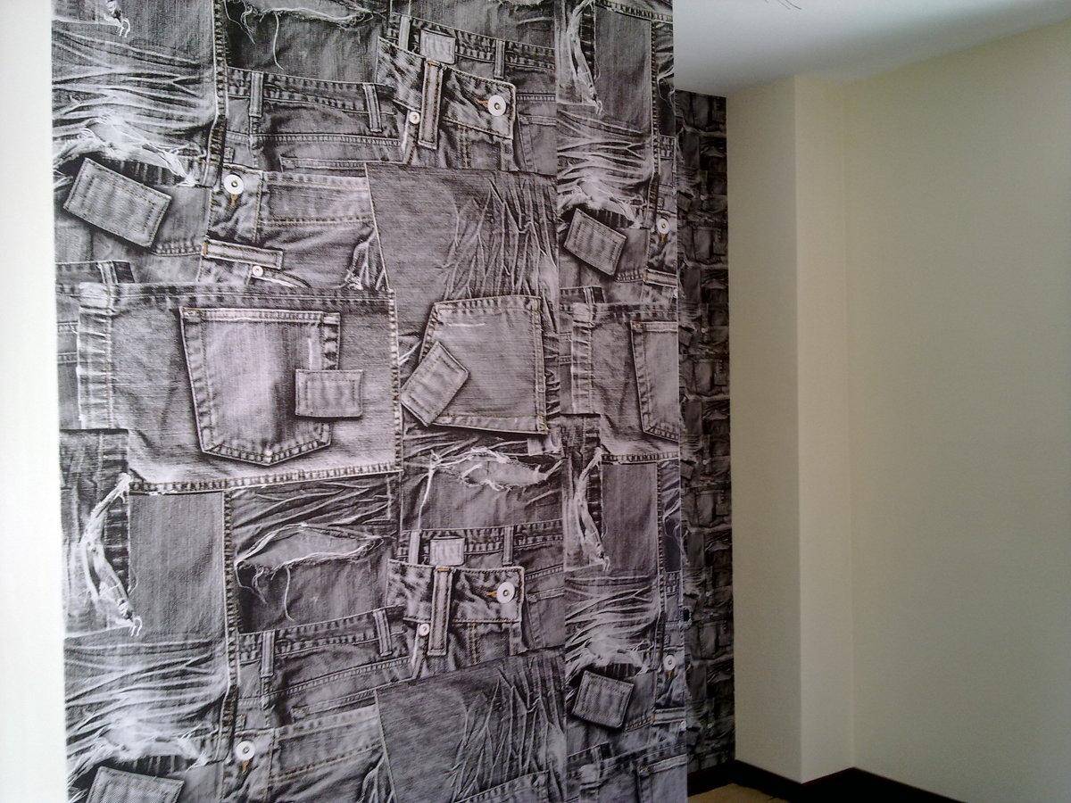Foto habitaci n juvenil de juma pintor 39 s 176010 for Papel pintado tenerife