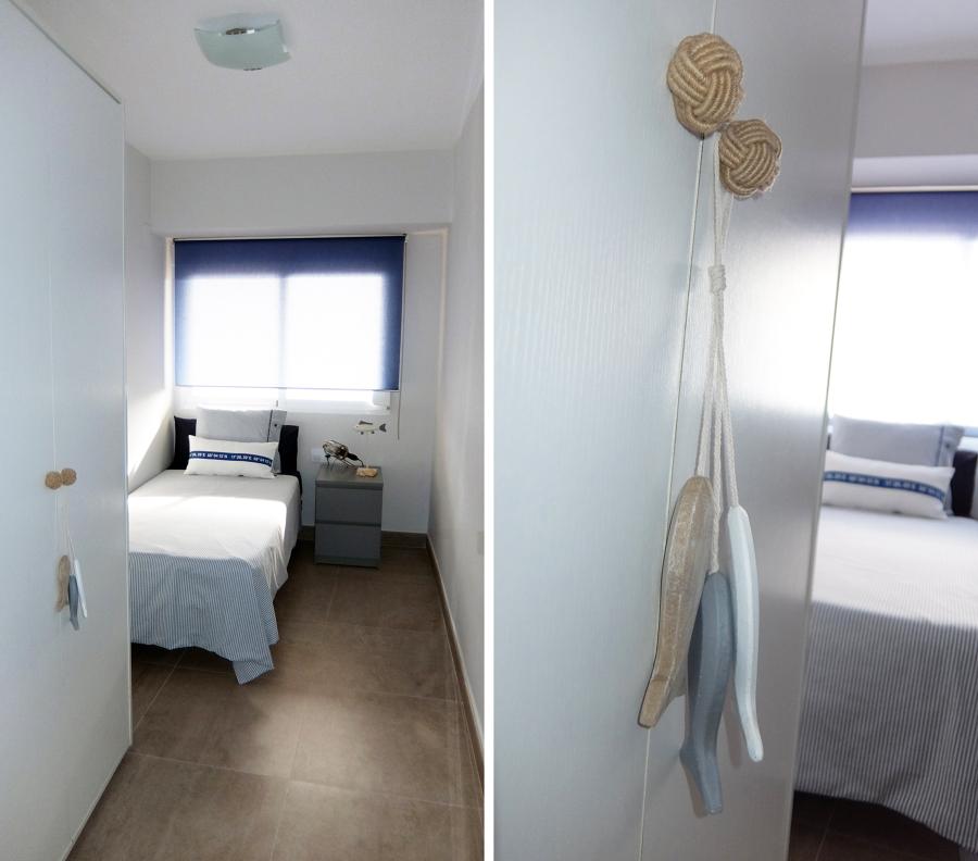 Habitación marinera